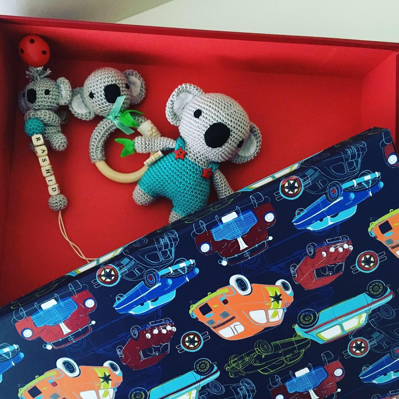 Bundle of Joy Box - Kaola set 3 in 1