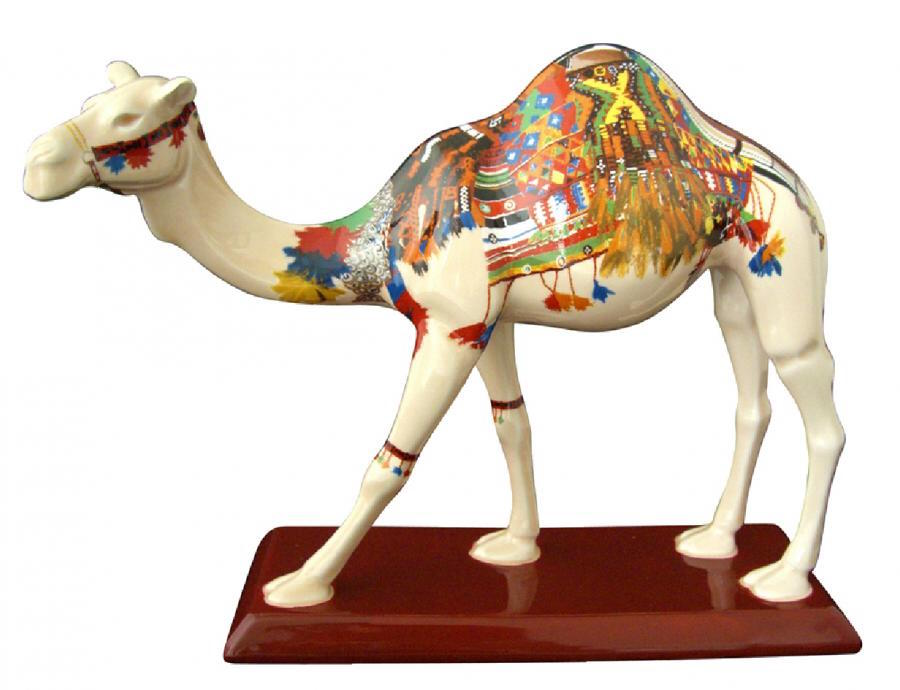 JORDANIAN SPIRIT - Camel Caravan Miniature