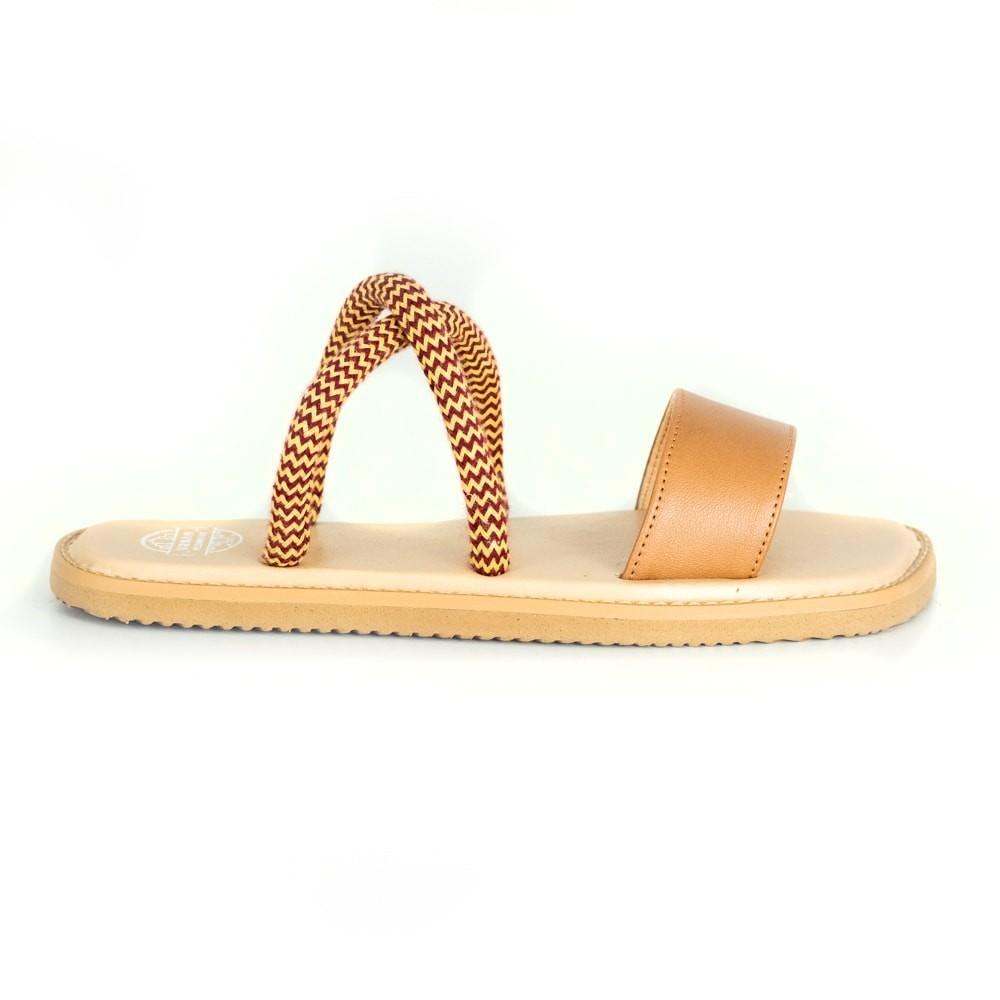 Odara Cappuccino Sandals