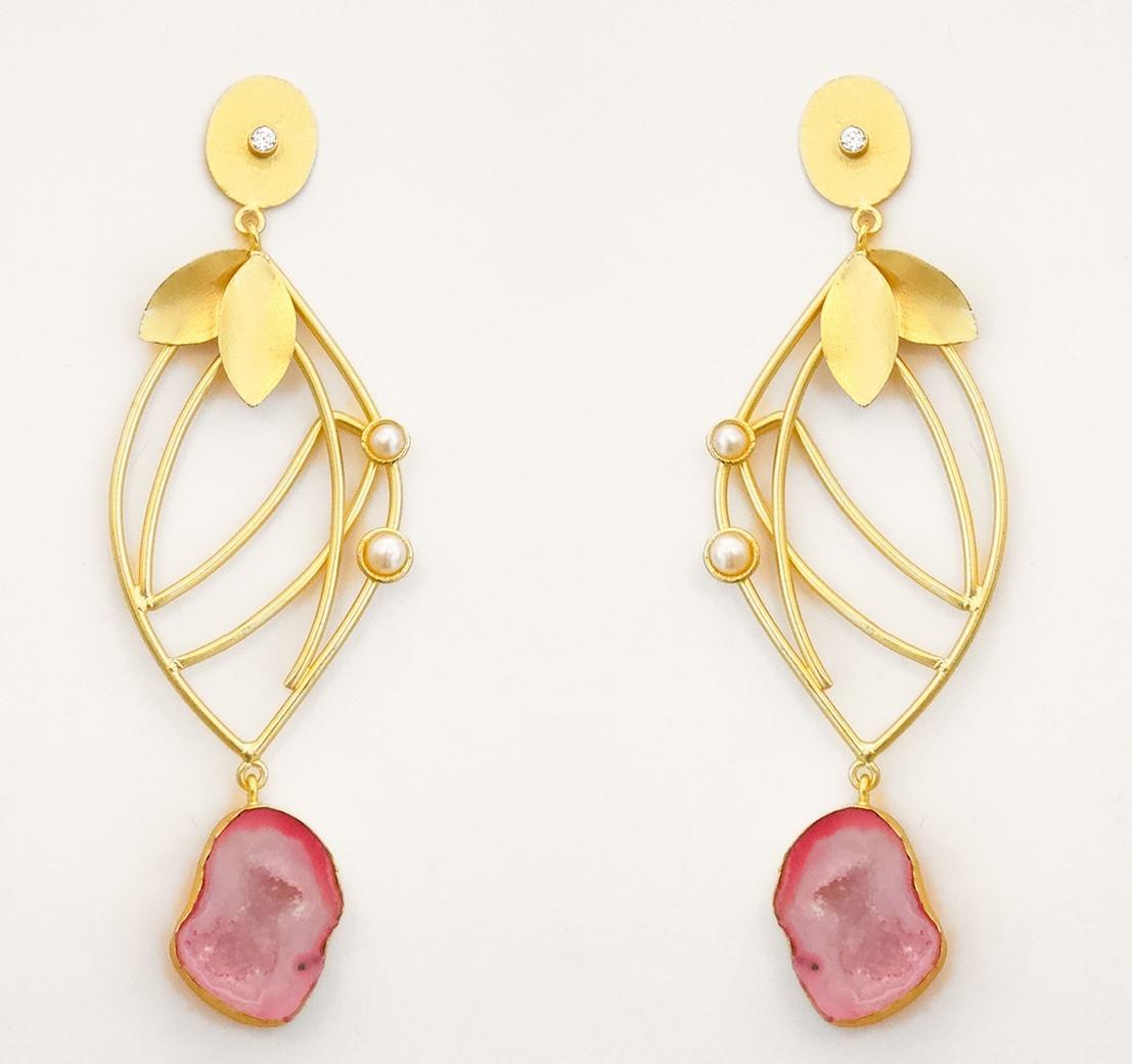 Zeta Earrings