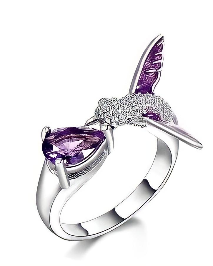 The Hummingbird ring