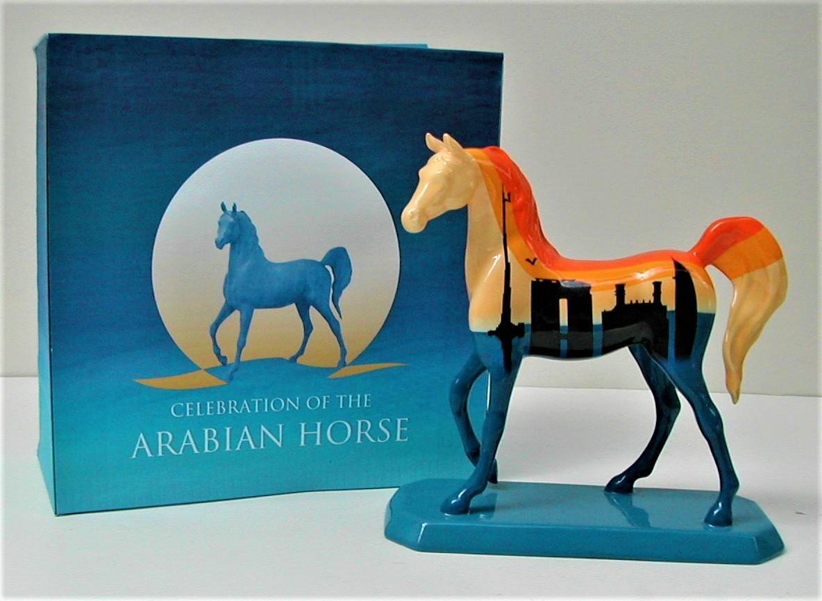 AURORA - The Arabian Horse Miniature