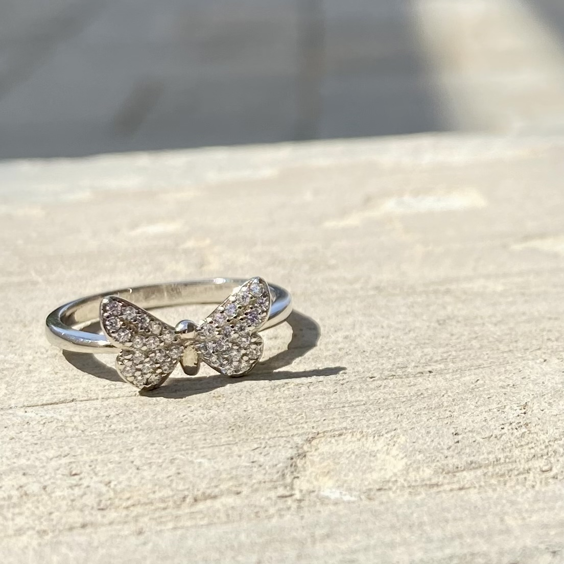 The Miracle Garden ring