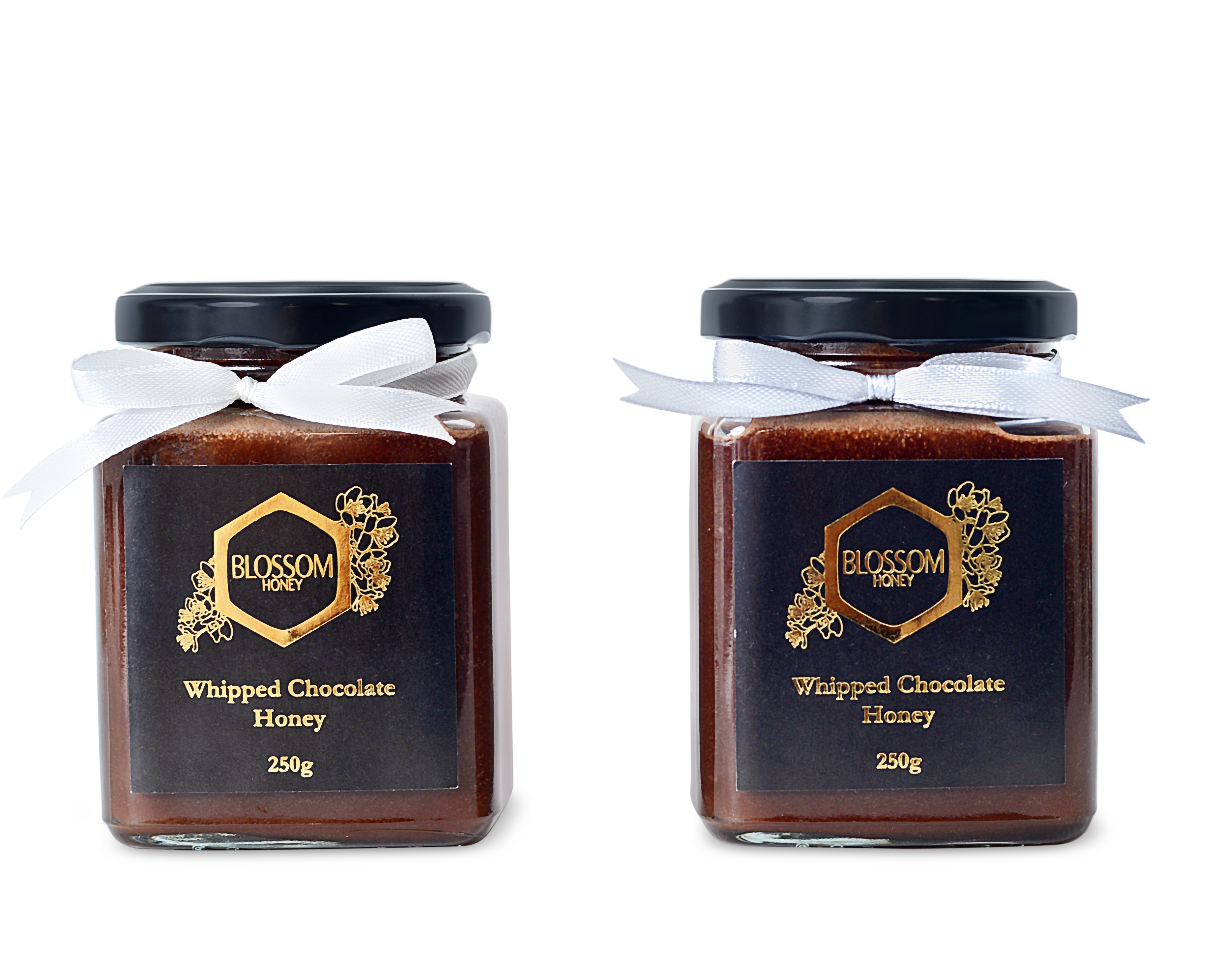 Whipped Chocolate Honey