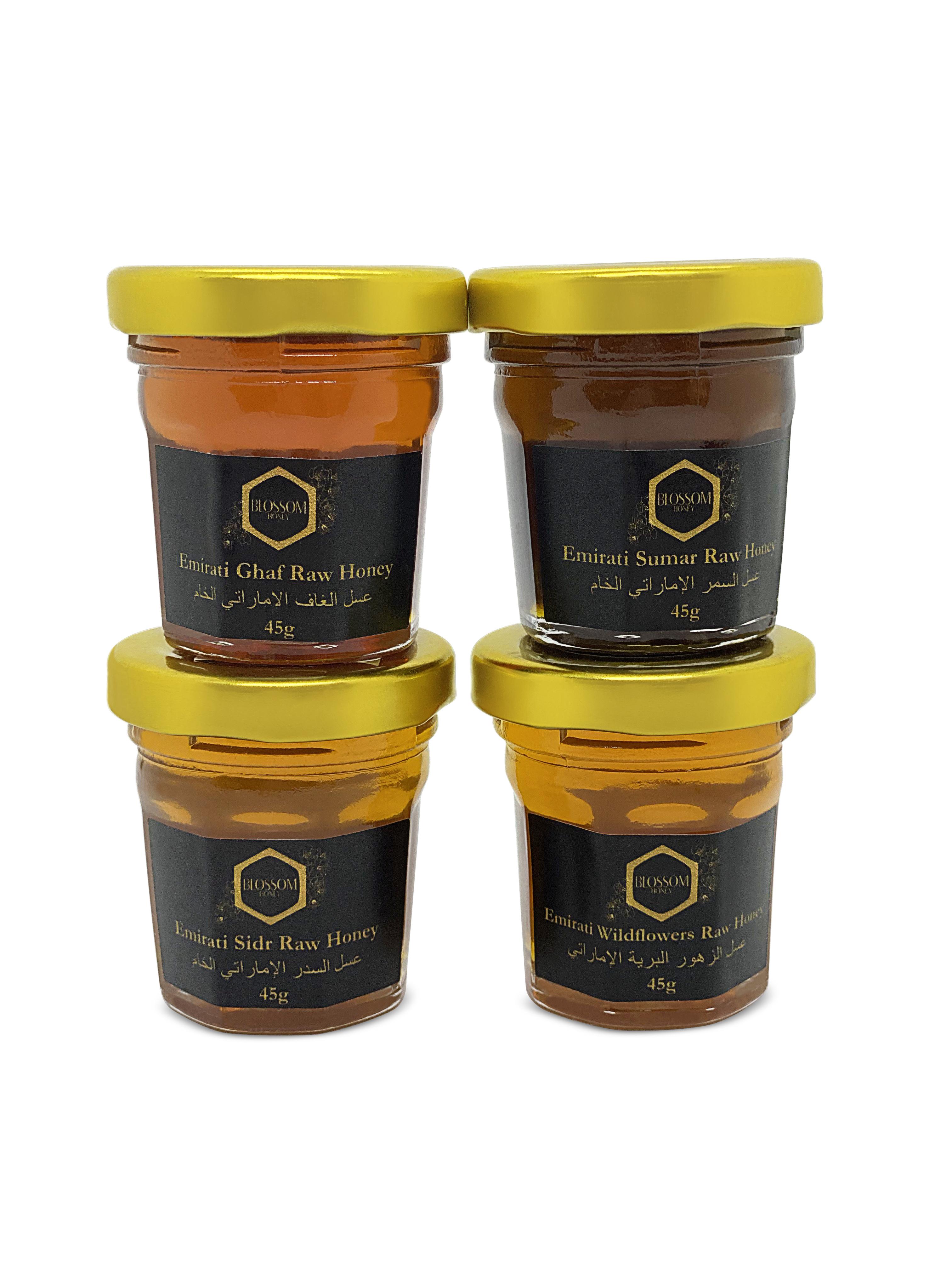 Emirati Raw Honey - Taster Pack