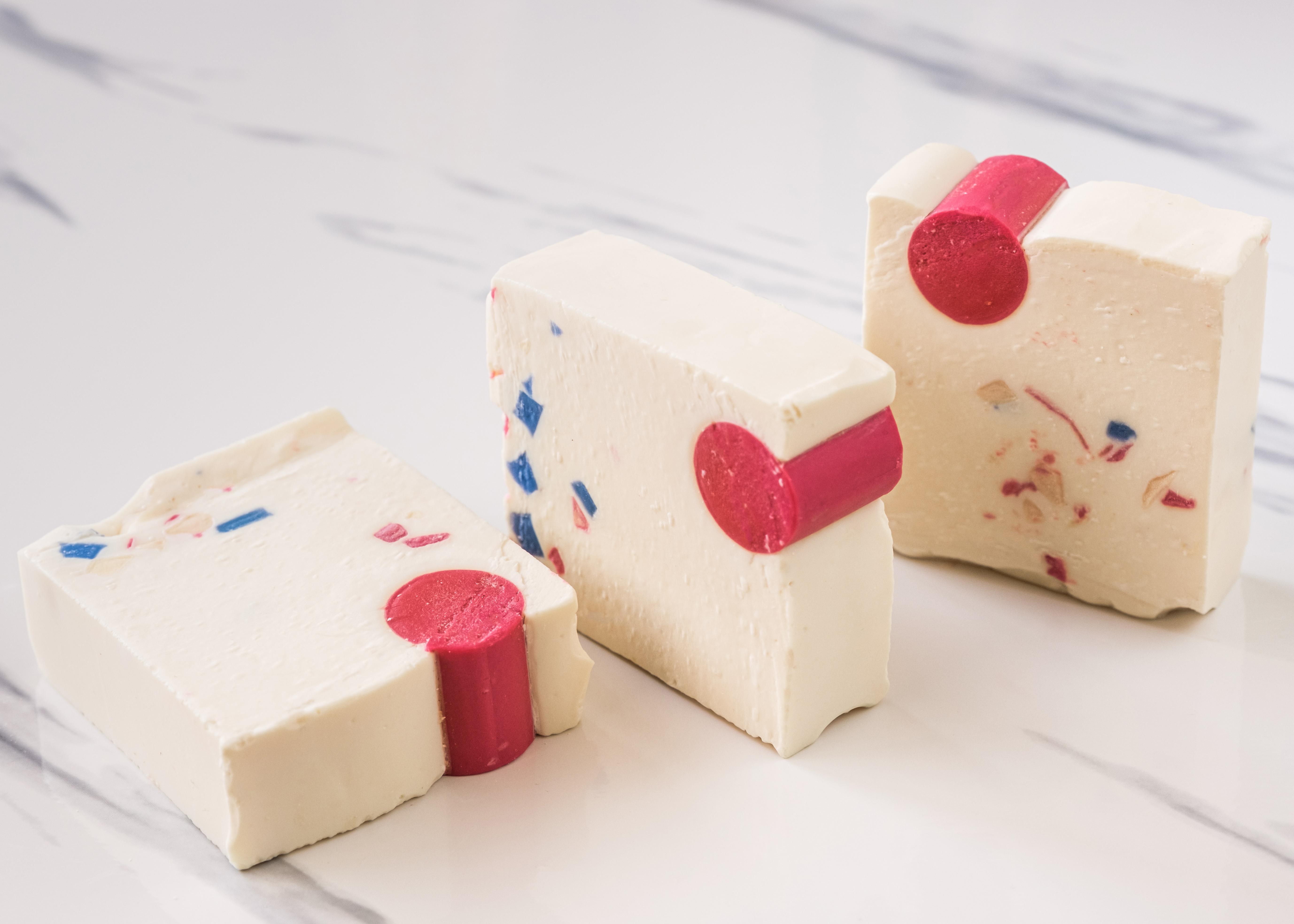 Blocks Soap