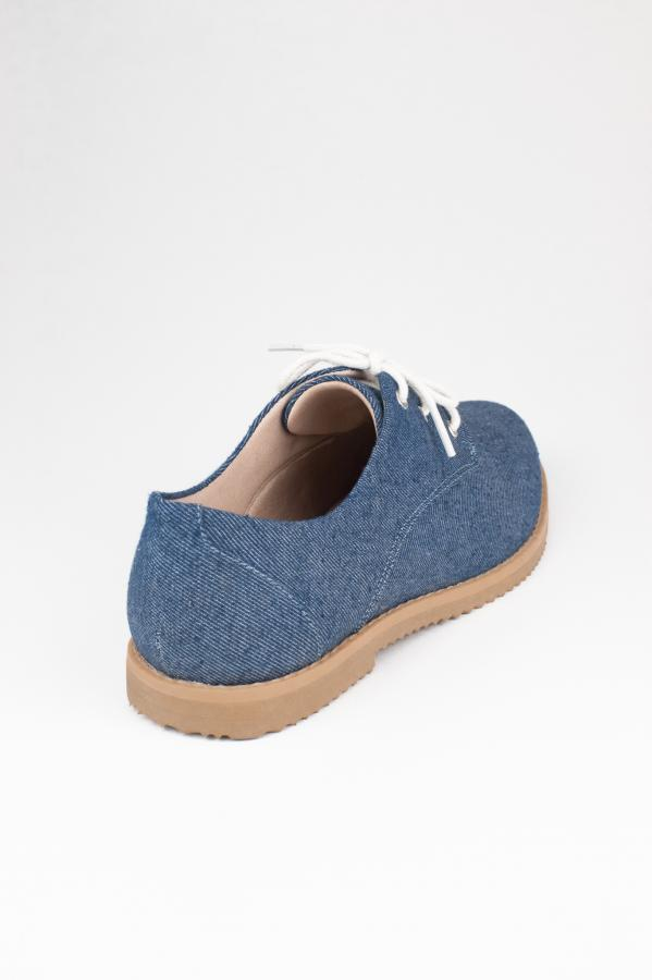 Cosmo Jeans Blue Oxford