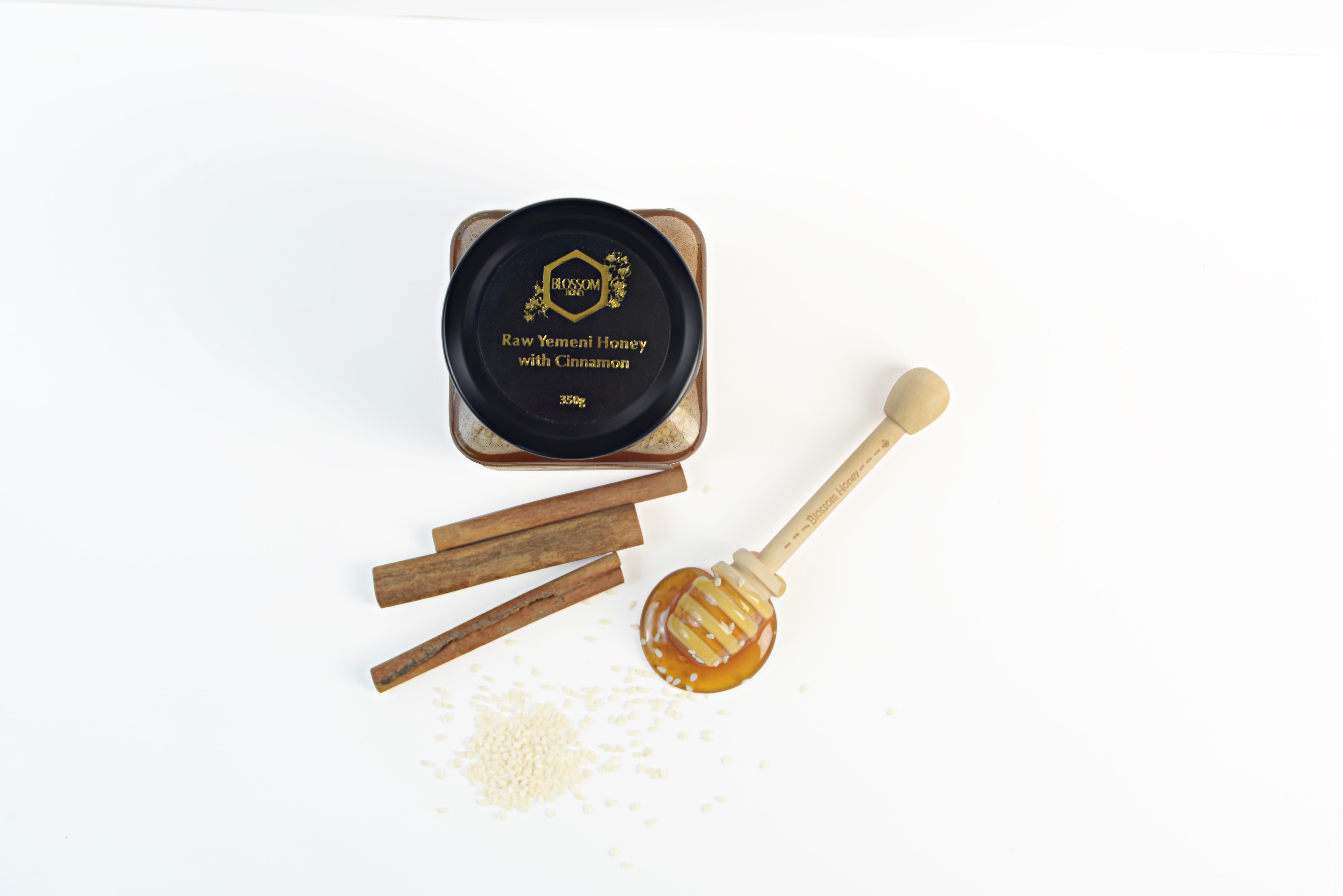 Yemeni Wildflowers honey infused with Cinnamon