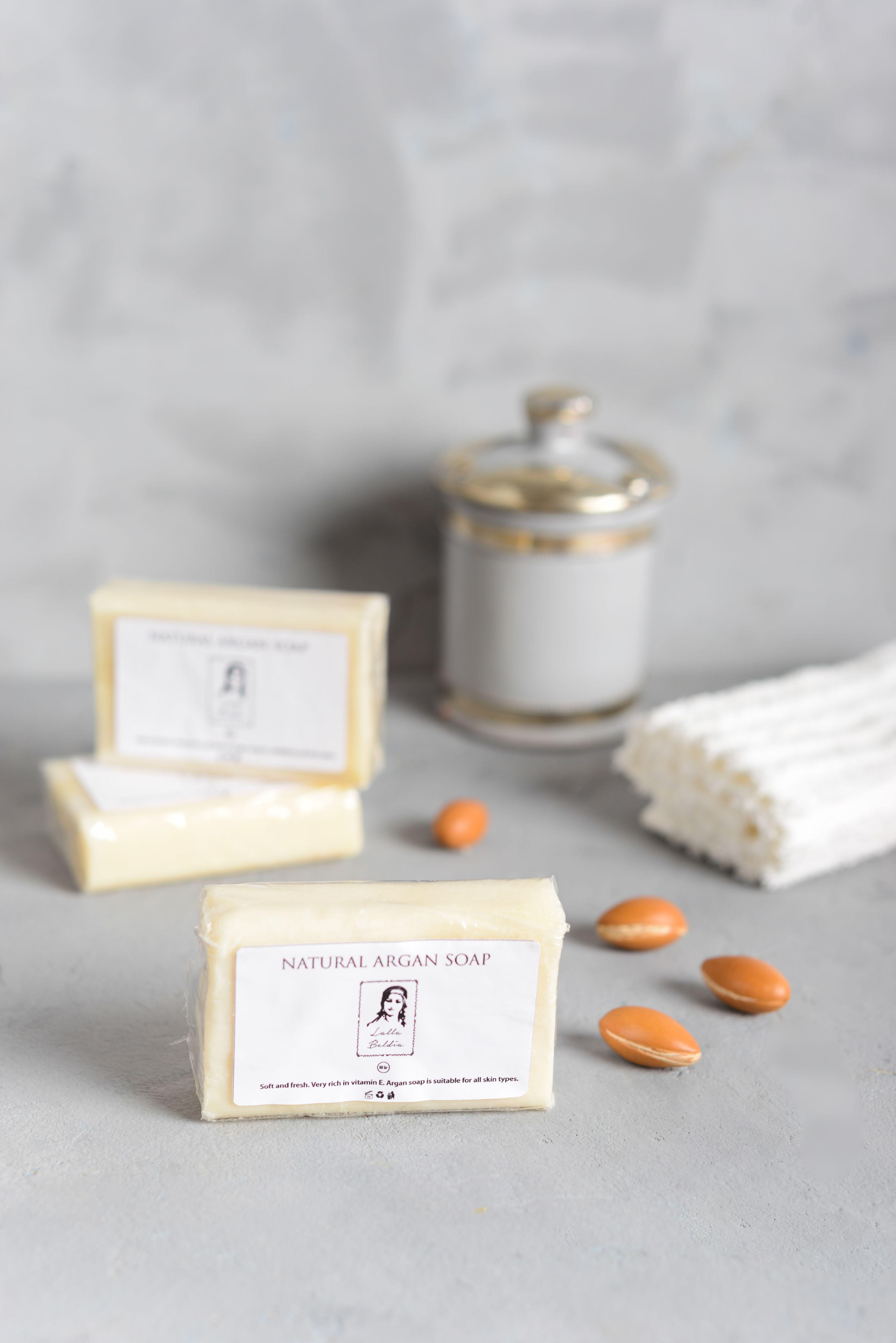 Natural Argan Soap