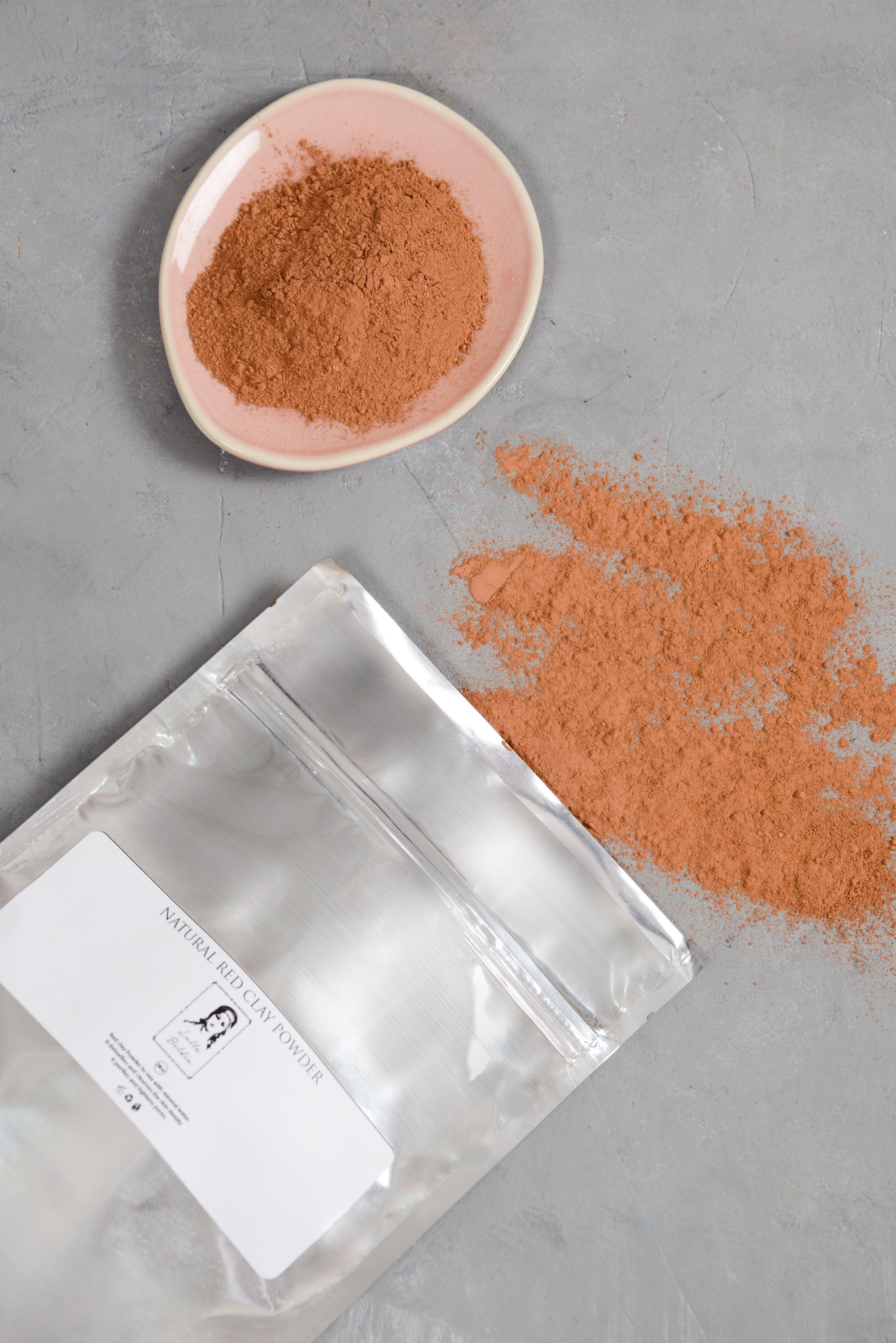 Natural Red Clay Powder
