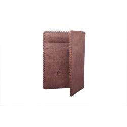 Shaheen Rustic Chair Brown Card Holder