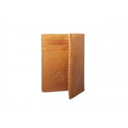 Shaheen Golden Sand Card Holder
