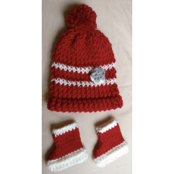 Baby Winter Set for Girls 1 to 4 years