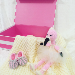 Flamingo Gift Box