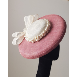 Beautiful Boater Hat