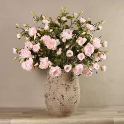 Rose Arrangement in a Beautiful Vase