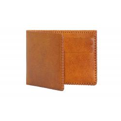 Dirham By-Fold Golden Sand Wallet