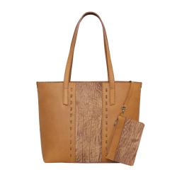 Marjan Walnut Tote Bag