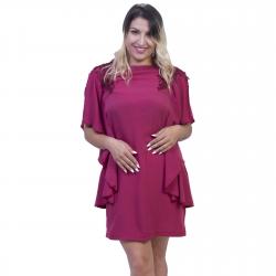 Spello Mini Dress with Lace