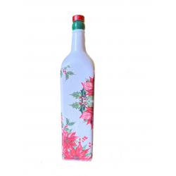 Decorative Christmas Bottle