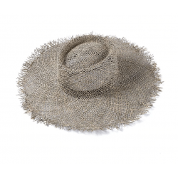 Breathable Green Straw Beach Hat
