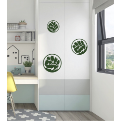 Hulk Smash Avengers Marvel Vinyl Decal/Sticker