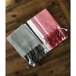 Set of 2 Ayurvedic Hand Towels - Kasera Collection