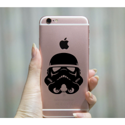 Star wars Stormtrooper Silhouette Vinyl Decal/Sticker