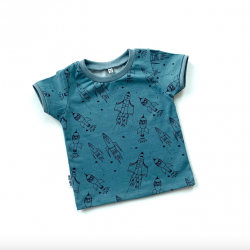 Blue Rocket T-shirt