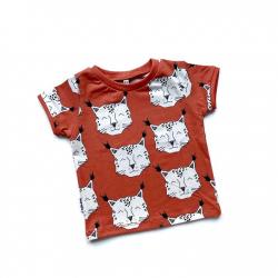 Ginger Lynx T-shirt