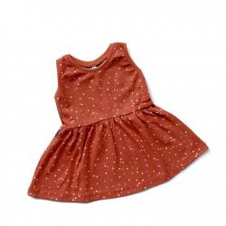 Ginger Spots Dress