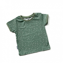 Olive Spots T-shirt