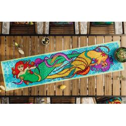 Table Runner Mermaid