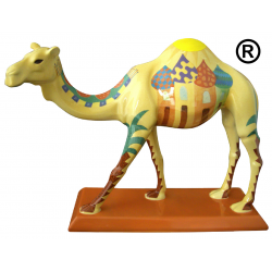 ''ARABIA'' Camel from Camel Caravan, Fully Handmade, Ceramic.