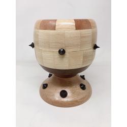 Wood Turning  Vessel