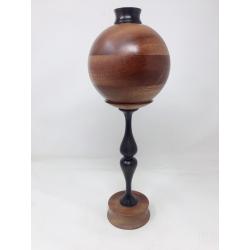 Wood Turning Hollow Vase