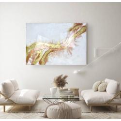 Abstract Resin Wall Art