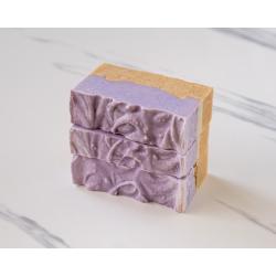 Lavender Lemon Body Scrub Soap