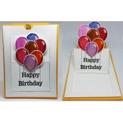 Gift Card Holder Birthday Card