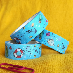 Deep Sea - Washi Tape