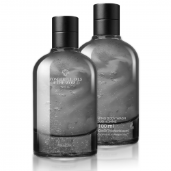 Exfoliating Body Wash | Pour Homme