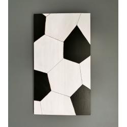 Football Wall Art - Boys Bedroom Decor