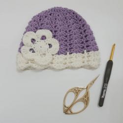 Crochet Beanie Hat