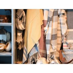 Handmade 100% Egyptian Cotton Beach Towels