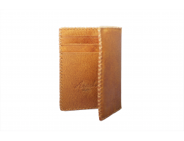 SHAHEEN Golden Sand Card Holder
