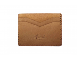 LAKE Walnut Card Holder