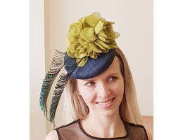 Ladies Pillbox Hat