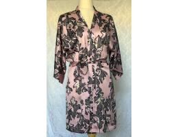 Babydoll Pink Lounge/Night Robe