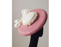 Beautiful Boater Hat