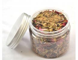 Floral Karak Tea